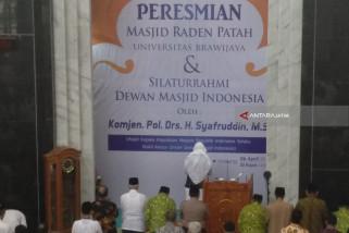 Wakapolri Tunjuk Masjid UB Malang Sebagai Pusat Peradaban Islam