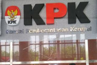 Petugas KPK Geledah Kantor Pemkab Mojokerto
