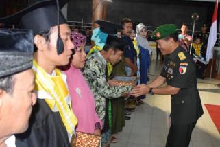 Pangdam Brawijaya Dorong Unmer Tingkatkan Kualitas