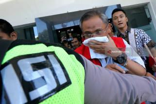 Kejari Perak Terima Pelimpahan Korupsi PT. DPS (Video)