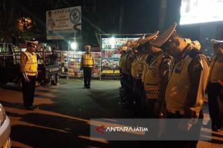 Polres Pamekasan Gencarkan Operasi Malam Hari Menjelang Pilkada