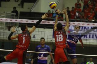 Palembang Bank Sumsel Jaga Peluang Juara Proliga 2018