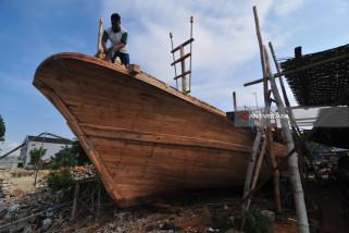 Jasa Pembuatan Perahu