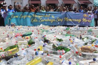 Polrestabes Surabaya Ungkap Hasil Tumpas Semeru
