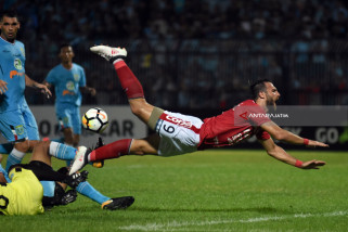 Persela Lamongan vs  Bali United