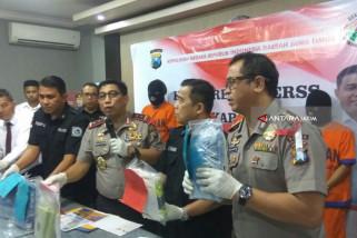 Polisi Jatim Ungkap Peredaran Delapan Kilogram Narkoba