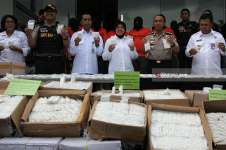 Polrestabes Surabaya Ungkap Pengedar Pil Koplo Jaringan Jakarta