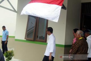 Video - Jokowi Tinjau Perumahan Nelayan Pangandaran