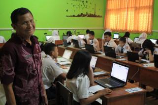 Pemkab Tulungagung Evaluasi Pelaksanaan UNBK SMP