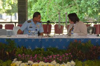 Indonesia dan Amerika Diskusi 'ILSR' di Iswahjudi