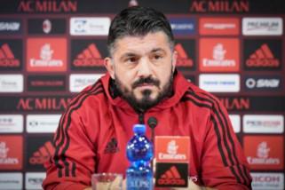 Gol Higuain Menangkan Milan atas Dudelange
