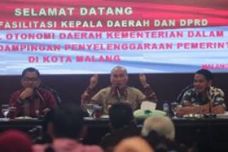 Parpol Diminta Tunjuk Ketua DPRD Kota Malang