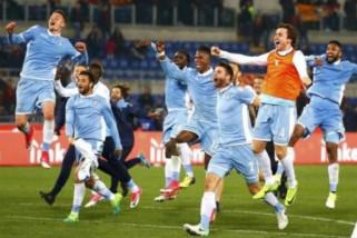 Lazio Menang 2-1 atas Apollon