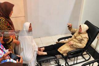 Penyandang Tuna Netra Surabaya Dapat Fasilitas Panti Pijat