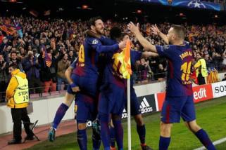 Barcelona Melaju ke-16 Besar Piala Raja