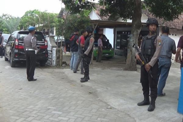 Densus Amankan Seorang Warga Kabupaten Jombang