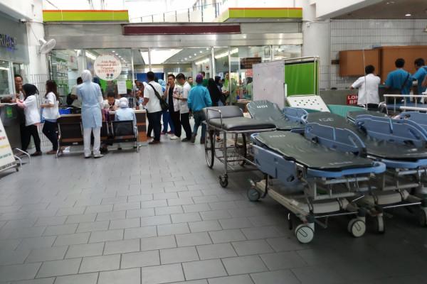 Jumlah Pasien RSUD Dr Soetomo Meningkat Selama Libur Lebaran