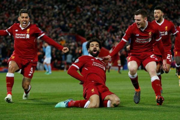 Upaya Liverpool Akhiri Hegemoni Real Madrid di Liga Champions