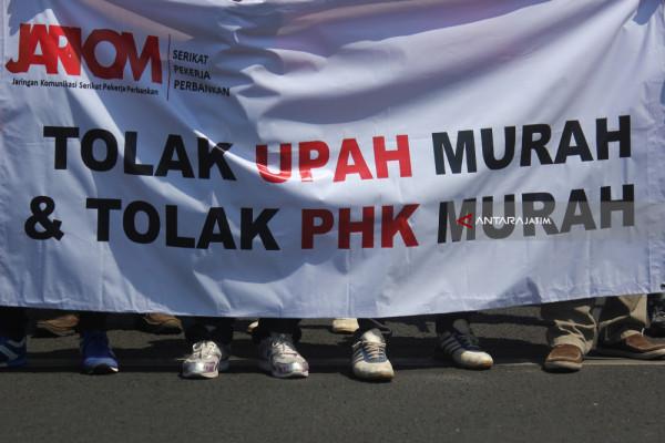 UMK di Jatim Diumumkan Pakde Karwo 16 November 2018