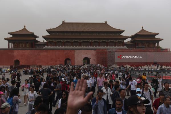 Perlu Siapkan Stamina Masuki Kota Terlarang China