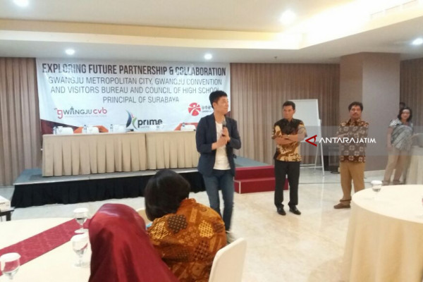 East Java Education Office Cooperates With South Korea