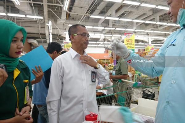BBPOM Surabaya Temukan Ikan-Permen Berformalin di Pasar Modern