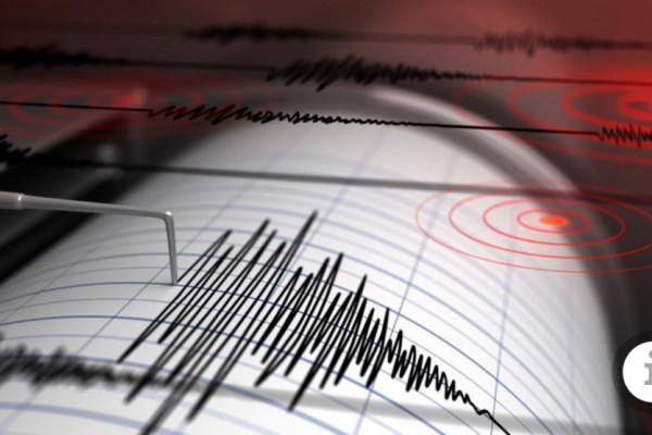 Gempa Bumi 4,8 SR Guncang Lombok
