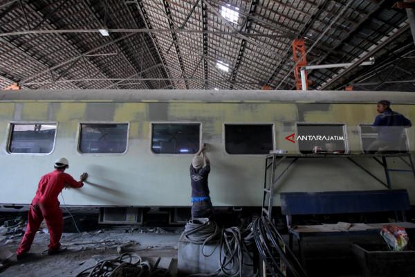 Perbaikan Kereta