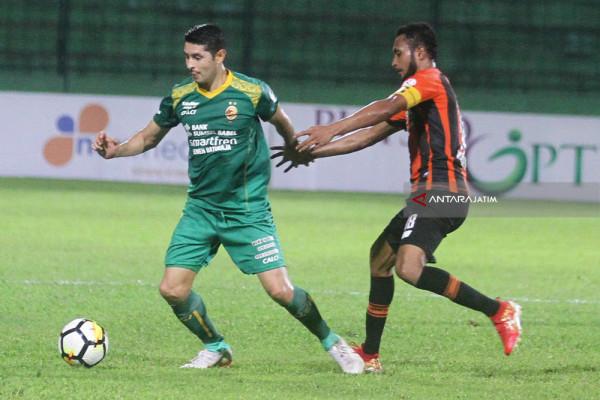 Perseru Serui Kalahkan Sriwijaya FC
