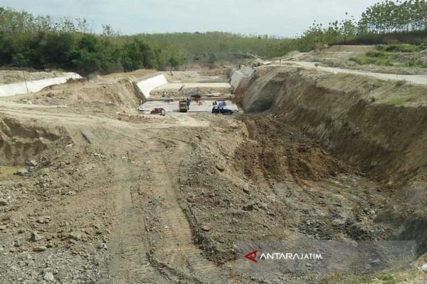 Waduk Gongseng Bojonegoro Manfaatkan Tanah Hutan 448,24 Hektare