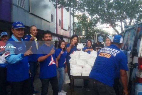 Demokrat Surabaya Wajibkan Bakal Caleg Bagi-Bagi Takjil Selama Ramadhan