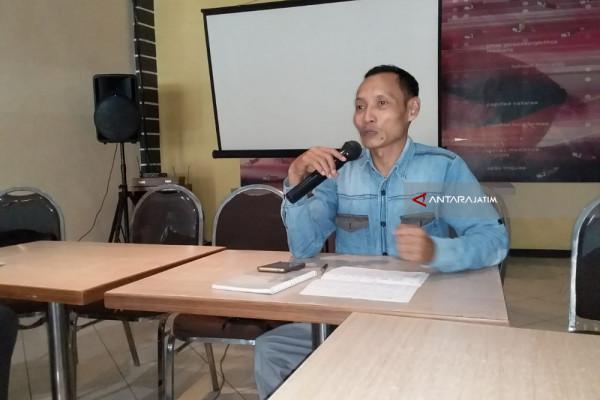 Prakarsa Jatim Minta Media Berperan Strategis Untuk Kurangi Sunting di Jember