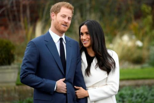 Pernikahan Harry-Meghan, Gabungkan Adat Kerajaan dan Gemerlap Hollywood