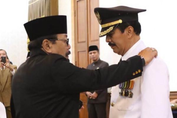 Fattah Jasin Penjabat Bupati Pamekasan