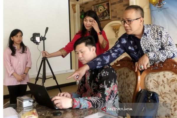 Laporan Kekonsuleran secara Daring Difasilitasi KBRI Beijing