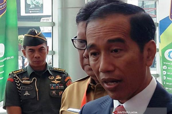 Jelang Asian Games, Presiden Pastikan Keamanan Terkendali