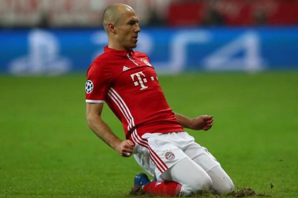 Robben dan Rafinha Perpanjang Kontrak di Bayern