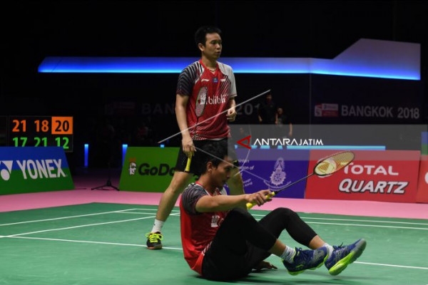 Indonesia Fails To Advance To Thomas Cup Final