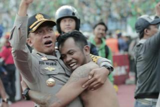 Persebaya vs Persipura, Kapolrestabes Surabaya Beri Lampu Hijau Pengamanan