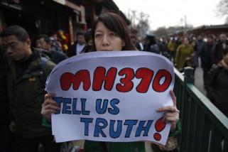 Malaysia Janji Laporkan Hilangnya Pesawat MH370