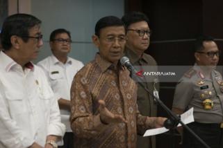 Wiranto: Tanya Jokowi Soal Cawapres