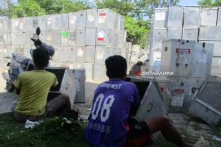 KPU Kabupaten Nganjuk Siapkan 4.500 Kotak Suara untuk Pilkada 2018