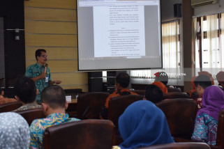 Dispendukpencapil Kabupaten Madiun Gelar Sosialisasi Peningkatan Kualitas Pelayanan (Video)