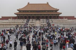 Kota Terlarang Dikunjungi 100 Juta Wisatawan