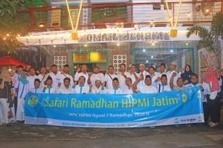 Safari Ramadhan, HIPMI Jatim Ajak Pemuda Untuk