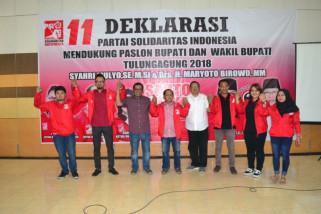 PSI Tantang Syahri Pertahankan Komitmen Pemerintahan Bersih