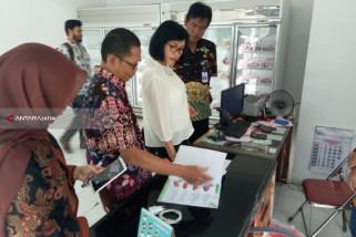 Dirjen PKH Kementan Terkesan Pengolahan Daging Dingin Kemasan RPH Surabaya
