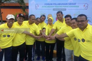 Terminal Teluk Lamong Inisiasi Forum Pelabuhan Sehat