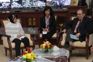 Dubes Perancis Tawarkan Kerja Sama Penanggulangan Terorisme di Surabaya