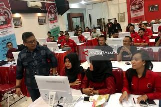 Hasto Kristiyanto Diperintah Mega Pimpin Konsolidasi di Jatim